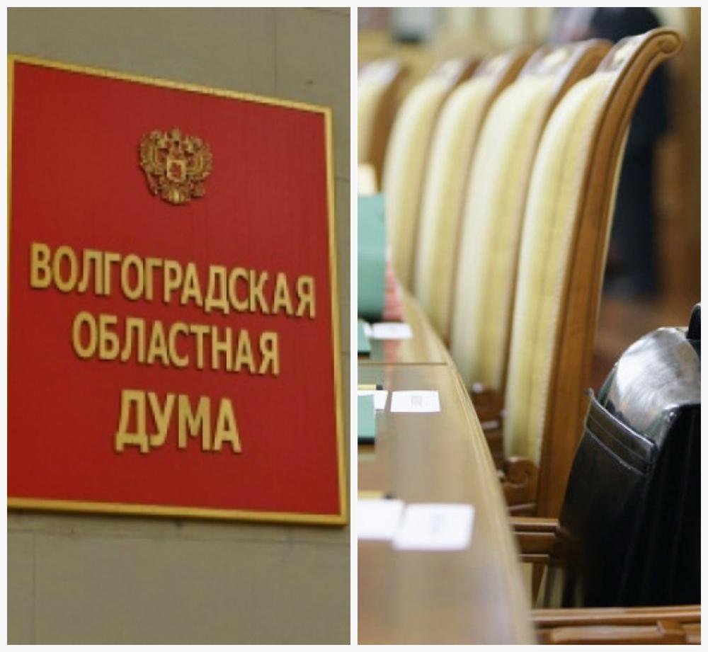 В Волгоградской областной Думе никак не могут поделить руководящие посты