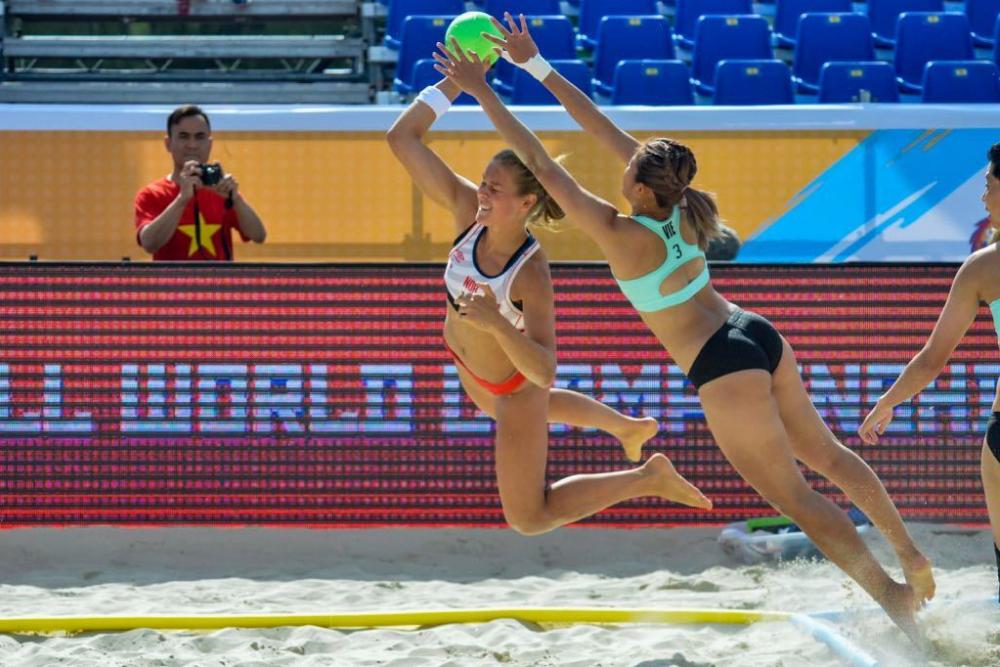 Волгоградка вытащила сборную России к победе в матче с действующими чемпионками Европы