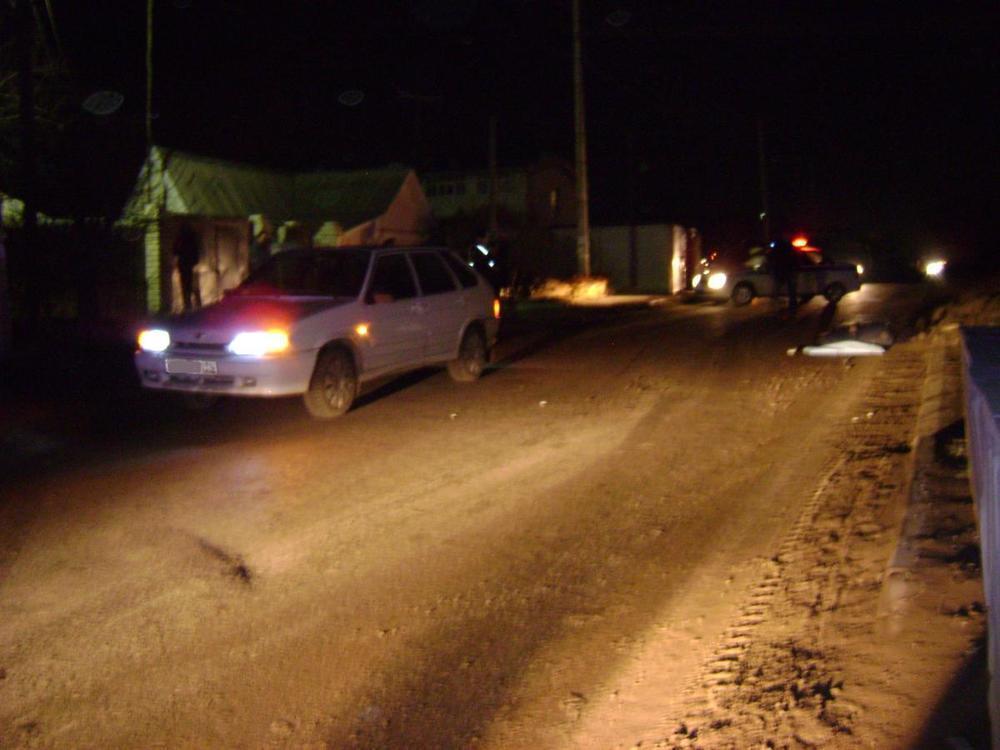 В Волгограде водитель ВАЗ-2114 сбил 61-летнюю пенсионерку насмерть