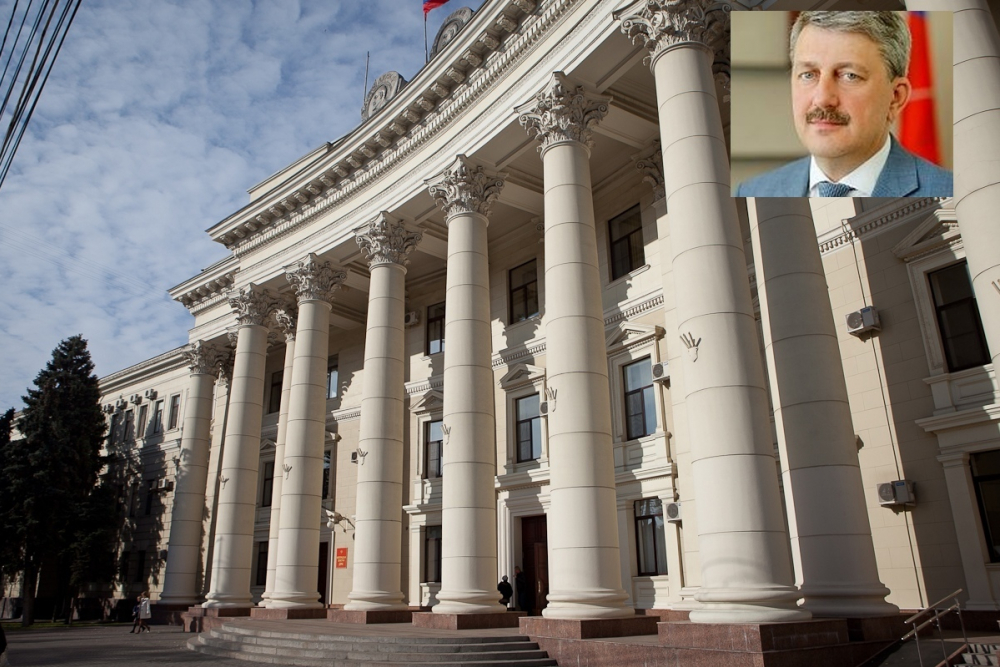 Губернатор Андрей Бочаров назначил еще одного заместителя