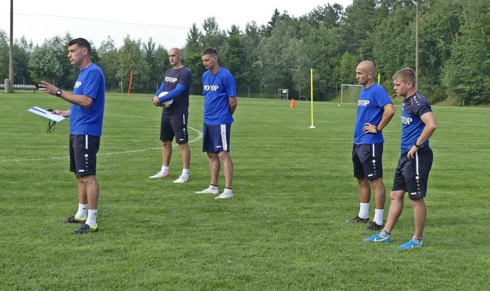 «Ротор Волгоград» досрочно расторгает контракт со старшим тренером Павлом Могилевским
