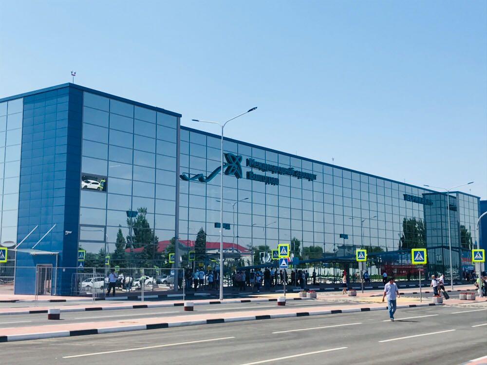 Аэропорт, вокзал и торговые центры эвакуируют в Волгограде