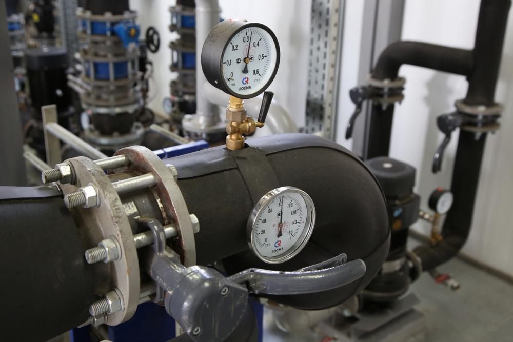 В 29 домов в Дзержинском районе Волгограда пообещали вернуть горячую воду