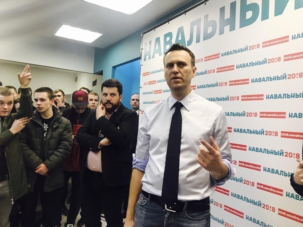 Союз журналистов РФ требует у Навального извиниться перед журналистами «Блокнот Волгограда»