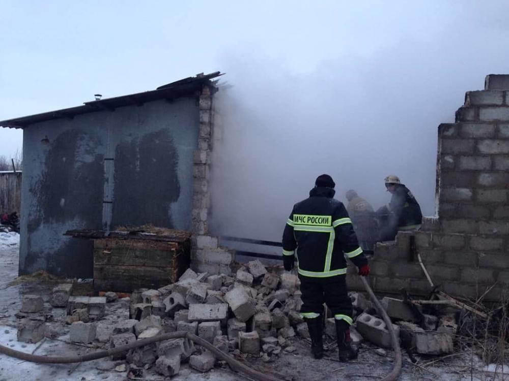 Обгоревшее тело пятилетней девочки обнаружили под Волгоградом