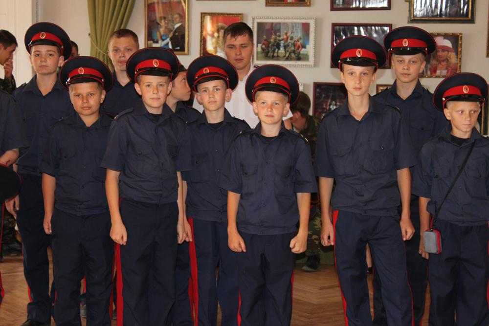 В Волгограде прошел Третий съезд казачьей молодежи
