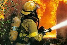 В Волгограде 53-летняя дачница едва не сгорела при пожаре в бане