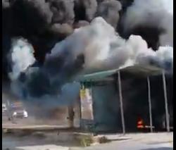 Водитель спас пассажиров: стали известны подробности пожара в автобусе в Волгограде