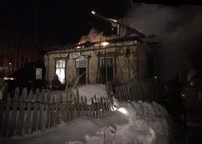 35-летний волгоградец погиб в пожаре