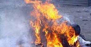Волгоградец погиб в доме матери: на нем загорелась одежда