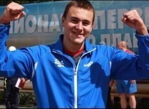 Волгоградец Антон Евсиков добавил к золотой медали первенства планеты «серебро»