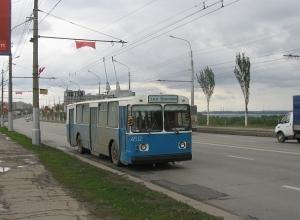 Троллейбусные маршруты Волгограда окончательно перемешались