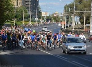 Масштабный велопарад пройдет в Волгограде 20 мая