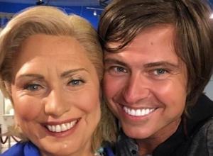 Прохор Шаляпин нашел новую подружку в лице Хилари Клинтон