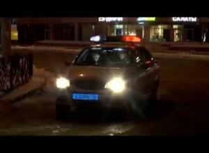 В городе-спутнике Волгограда объявлен план-перехват из-за убийцы за рулем
