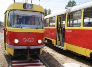 Волгоградский трамвай вместе с водителем уехали на две недели для съемок в кино