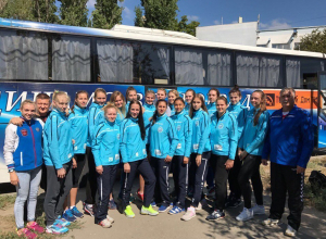 Гандболистки волгоградского «Динамо-Синара» приступили к подготовке к сезону