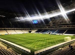 Матчи на «Волгоград Арене» по-прежнему остаются самыми посещаемыми в стране