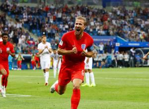 Харри Кейн привел сборную Англии к победе в матче с Тунисом