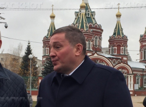Глава Волгоградской области Андрей Бочаров выразил соболезнования главе Удмуртии