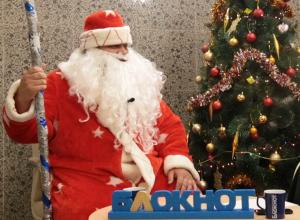 Путин победит, а сборная «обделается», - предсказал волгоградский Дед Мороз