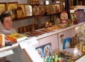 В Волгограде грабитель вынес крестики и пожертвования прихожан из церковной лавки
