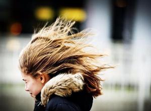 Сильный ветер надвигается на Волгоградскую область