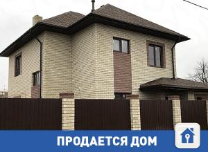 Продается крутой частный дом