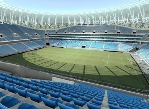 Визуализация показала, каким будет стадион «Волгоград Арена»