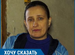 Однажды мы проснемся под завалами, - жительница разваливающегося дома в Волгограде Светлана Гусейнова