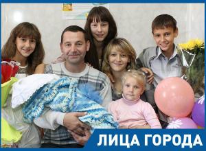 Мальчиков и девочек нужно наказывать по-разному, - отец 10 детей из Волгограда