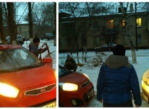 Преподаватель академии МВД отказалась пропустить «скорую» на волгоградской дороге