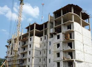 В Волгоградской области каждый третий строящейся жилой дом является проблемным