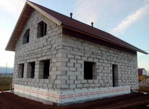 Предприятия Волгограда стали значительно меньше строить жилья