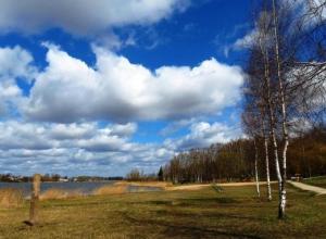 В Волгограде солнечно и очень, очень, очень холодно