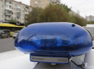 Водитель Skoda не заметил второклассника из-за автобуса и переехал его на западе Волгограда