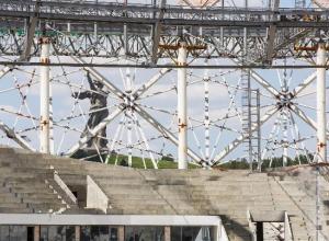 За смерть рабочего на стадионе «Волгоград Арена» фирма заплатит полмиллиона рублей
