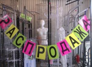 Команда Андрея Бочарова начала распродажу госимущества