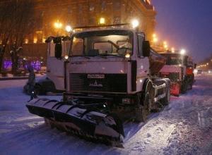 Мэрия Волгограда призывает жалобами бороться с нечищенными дворами и дорогами