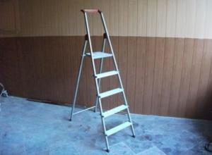 Волгоградские чиновники провели пять конкурсов на ремонт лестницы в здании облфина
