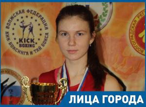 Меня не продавишь, родители – мой главный авторитет, - 16-летняя чемпионка России по кикбоксингу