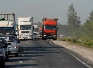 Правительство Ростовской области хочет перенаправить поток транзитного транспорта через Волгоград