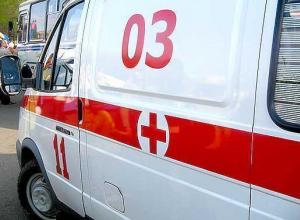 Водитель мотороллера чуть не отправил на тот свет 2-летнего малыша под Волгоградом