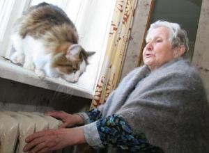 Пенсионеры мерзнут в старых бараках без отопления на юге Волгограда