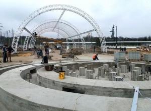 В Мемориальном парке Волгограда появится мебель