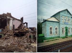 В Волгограде снесли вокзал 19 века, мешающий строительству аэроэкспресса к ЧМ-2018