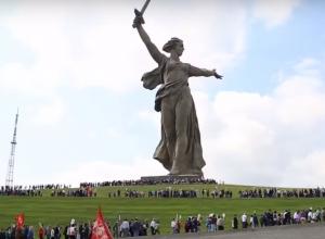 Волгоград на 7-м месте городов у туристов в День Победы