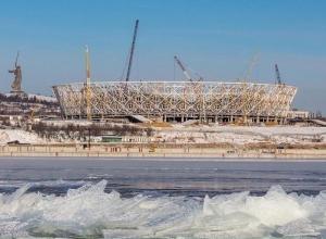 Медицинский директор FIFA проверил стадион «Волгоград Арена»