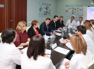 В результате модернизации волгоградской онкослужбы уровень заболеваемости резко подскочил