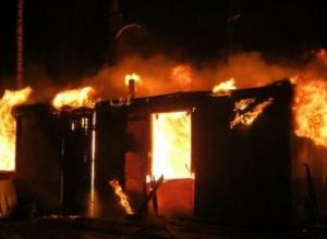 Пожар на Мамаевом кургане напугал волгоградцев